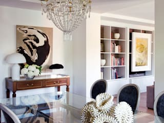Eclectic style dining room by erico navazo Eclectic
