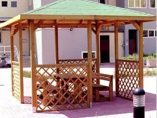 Arredo urbano service srl Garden Greenhouses & pavilions