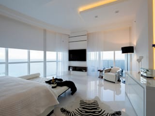 Bedroom by Infinity Spaces