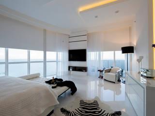 modern Bedroom by Infinity Spaces