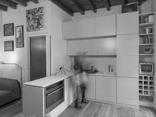 Modern Kitchen by design-puntoacapo / laboratorio creativo Modern