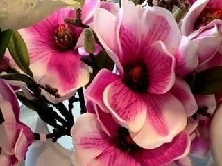 Textile Magnolien:  Raumbegrünung von Home Sweet Home by Raum Art