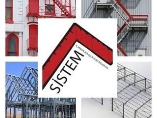 Sistem Mimarlık & Çelik Konstrüksiyon Sistem Mimarlık & Çelik Konstrüksiyon Akdeniz