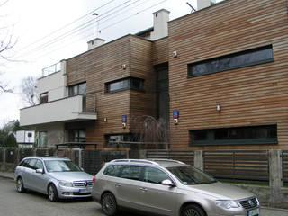 Modern Houses by Nowak i Nowak Architekci Modern