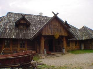 根據 Nowak i Nowak Architekci 鄉村風