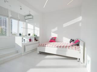 Quarto infantil  por Kerimov Architects , Minimalista