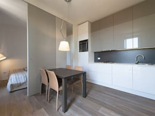 Cuisine moderne par Tommaso Giunchi Architect Moderne
