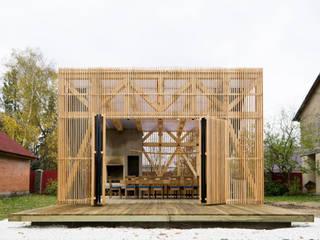 Modern houses by Kerimov Architects Modern