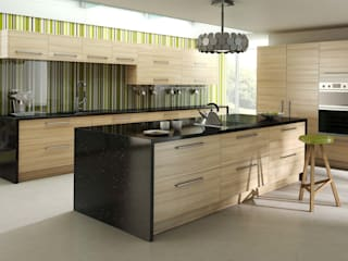 DM Design Coco Bolo Range Door.:  Kitchen by DM Design
