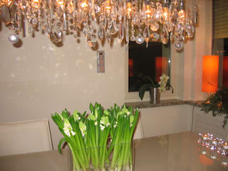 Dining room by Anna Buczny PROJEKTOWANIE WNĘTRZ, Classic