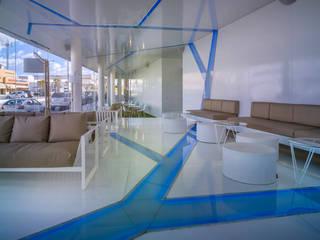 Espacio Hotel Sheila Hoteles de estilo moderno de 2G.arquitectos Moderno