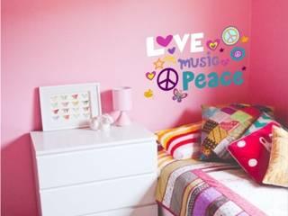 Dormitorios de bebé:  de estilo  por BY ANIMA,