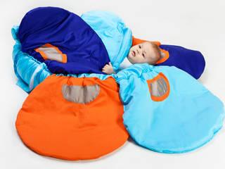 gniazdo igolo Kwiat: styl , w kategorii Pokój dziecięcy zaprojektowany przez Orangeria / Igolo