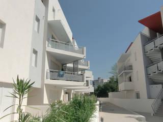 54 logements, Carré Saint Dominique, NÎMES (30) ARCHITECTE NEVIERE