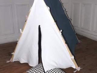 Tente pour explorateur ou fée voulant cacher ses trésors !:  de style  par L' atelier Moh
