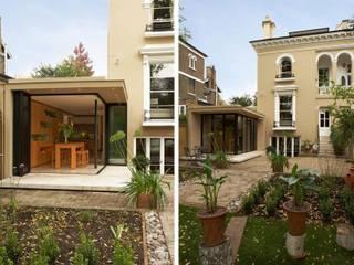 Canonbury House Jonathan Clark Architects Minimalist houses