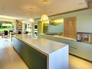 Muswell Hill House - 6 Minimalist kitchen by Jonathan Clark Architects Minimalist
