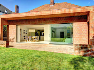 Muswell Hill House Jonathan Clark Architects Minimalist houses