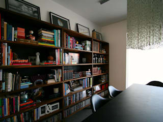 Tellini Vontobel Arquitetura ห้องทานข้าว
