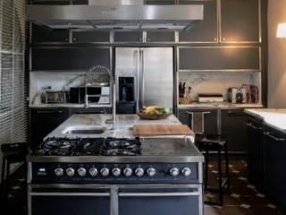 Studio Mazzei Architetti CocinaAlmacenamiento y despensa