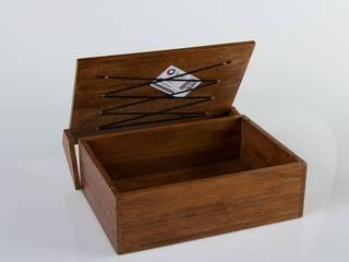 Keepsake Box: minimalist  by Brocklehurst Furniture, Minimalist