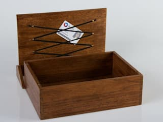 Keepsake Box: tropical  by Brocklehurst Furniture, Tropical