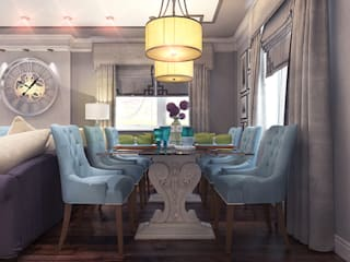 Classic style dining room by Your royal design Classic