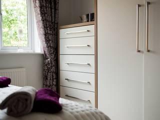 Bedroom by Raycross Interiors, Modern