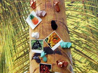 Wieszaki w kształcie zwierząt marki The Zoo od Sklep Internetowy Kiddyfave.pl Nowoczesny