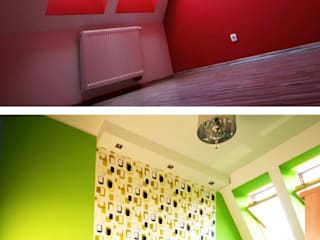 Bednarski - Usługi Ogólnobudowlane Habitaciones modernas