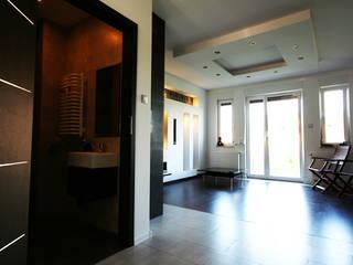 Bednarski - Usługi Ogólnobudowlane Salones de estilo moderno