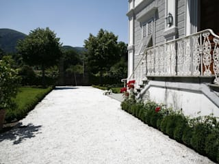 Studio Tecnico Fanucchi Klassischer Garten