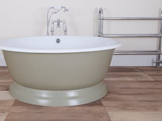 Submerge yourself in our Carron Drum Bath UKAA | UK Architectural Antiques BathroomBathtubs & showers