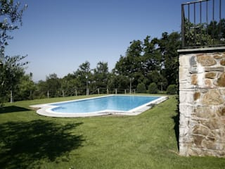 Studio Tecnico Fanucchi Colonial style pool