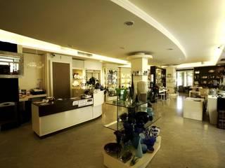 Studio Tecnico Fanucchi Moderne Geschäftsräume & Stores