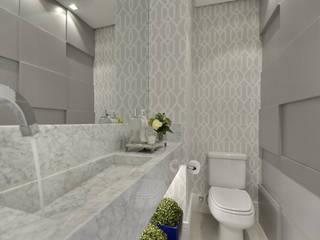 Klassische Badezimmer von Redecker + Sperb arquitetura e decoração Klassisch