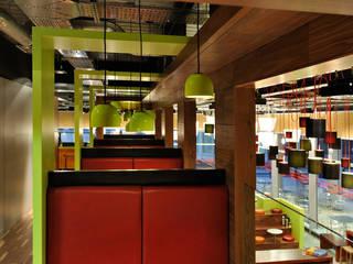 Tinderbox - Spitalfields Jonathan Clark Architects Modern gastronomy