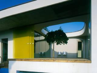 Haus F Moderne Pools von Architekt Daniel Fügenschuh ZT GMBH Modern