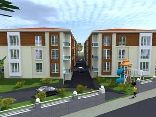 Modern Houses by Portakal mimarlik Modern