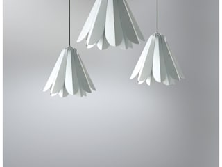 Lily Light Shade homify BedroomLighting