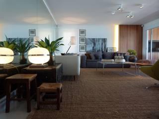 Tellini Vontobel Arquitetura ห้องนั่งเล่น