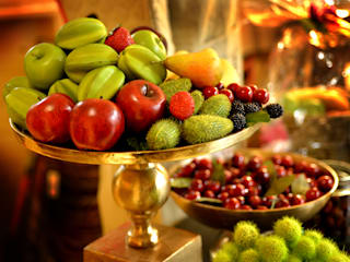 Fruit & vegetables Groothandel in decoratie en lifestyle artikelen ВітальняАксесуари та прикраси