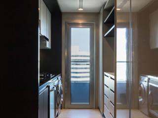Cocinas modernas: Ideas, imágenes y decoración de Studiodwg Arquitetura e Interiores Ltda. Moderno
