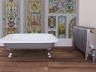 The Bentley Shower Tray :  Bathroom by UK Architectural Antiques