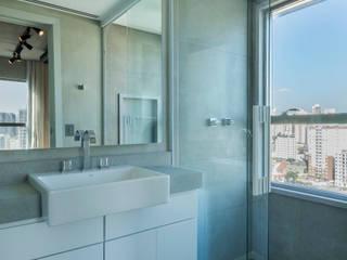 Studiodwg Arquitetura e Interiores Ltda. ห้องน้ำ