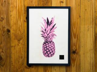 PINEAPPLE SERIES #11:   von I Print Pineapples