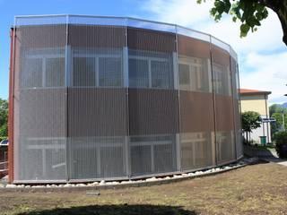 Modern home by Tessitura Tele Metalliche Rossi Modern