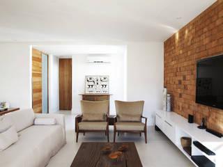 Livings de estilo minimalista de Lattoog Minimalista