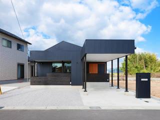 タクタク/クニヤス建築設計 Modern home