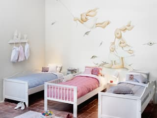 Pilar Burguet Mural ref 3400074 Paper Moon Walls & flooringWallpaper
